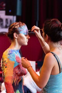 mishel-painting-paris-bodyart-festival