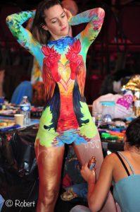 painting-mishel-paris-bodyart-festival